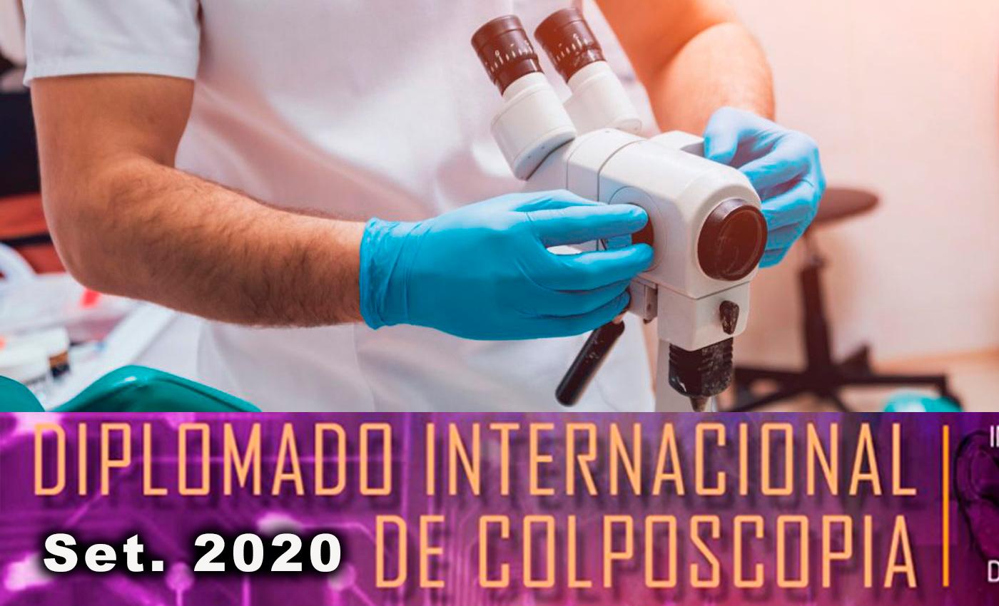 Diplomado Internacional Colposcopia 2020 - 2021